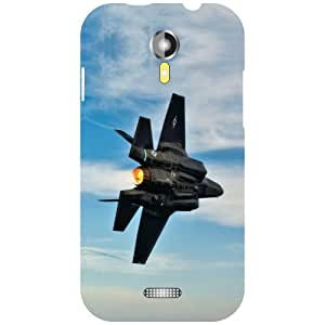Micromax A117 Canvas Magnus Back Cover - Matte Finish Phone Cover
