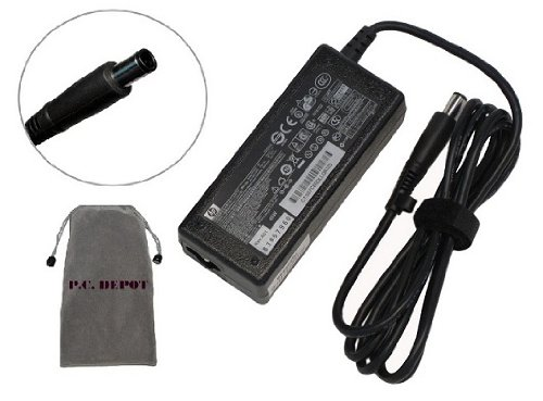 Bundle Sale: 3 Items - Adapter/Power Cord/Free Carry Bag. Hp Compaq 65W Ac Adapter For Hp Pavilion: Dv4-1435Dx,Dv4-1444Dx,Dv4-1454Ca,Dv4-1465Dx,Dv4-1507Tu,Dv4-1601Tu,Dv4-1602Xx,Dv4-1620Br,Dv4-1621La,Compatible With P/N:609939-001,613152-001