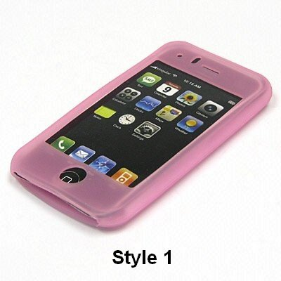 Silicone Iphone cover by Vocal UK