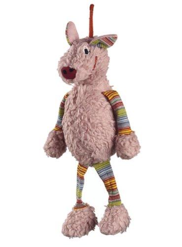 Lana Natural - Doudou Little Victor le cochon en coton bio