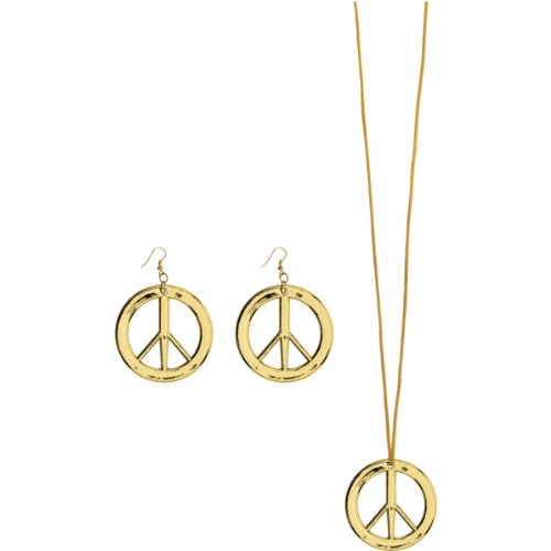 SET PEACE JEWELRY 60S