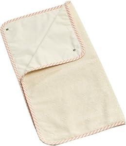 Be Be's Collection 646-46 Ersatz-Frotteeauflage für Wickelunterlage 85x70 cm Big Willi rosa