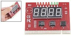 Gino 4-Digit PC Mainboard POST Diagnostic Analyzer Test Card
