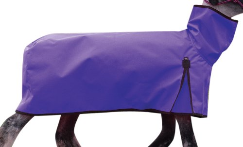 Weaver Leather Cordura Solid Butt Sheep Blanket, Purple, Small