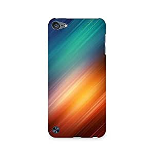 RAYITE Sun in the RainboW Premium Printed Mobile Back Case For Apple iPod Touch 5