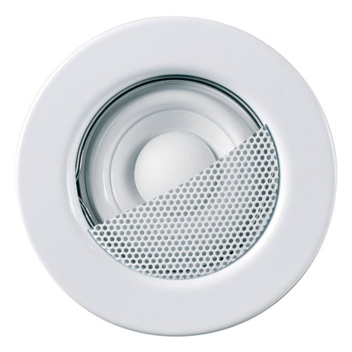 Kef Ci50 Round White In-Ceiling Speaker Architectural Loudspeaker (Single)
