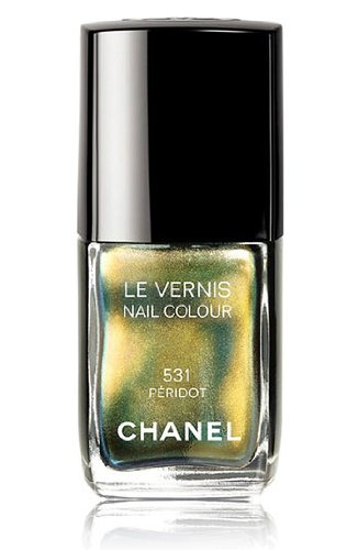 Chanel Le Vernis Nail Color Nr.531 Peridot NagelLack 13ml Lmitiert
