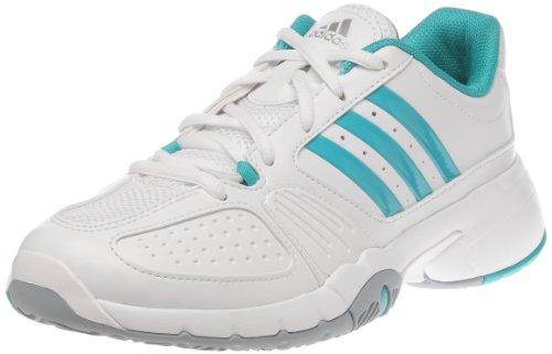 Adidas Barricade Team 2W, Schuhe Tennis Damen, Weiß
