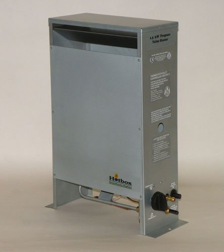 Hotbox 1.5KW Value Propane Gas Heater
