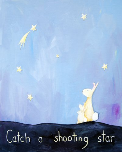 Cici Art Factory Wall Art, Catch a Shooting Star, Small - 1