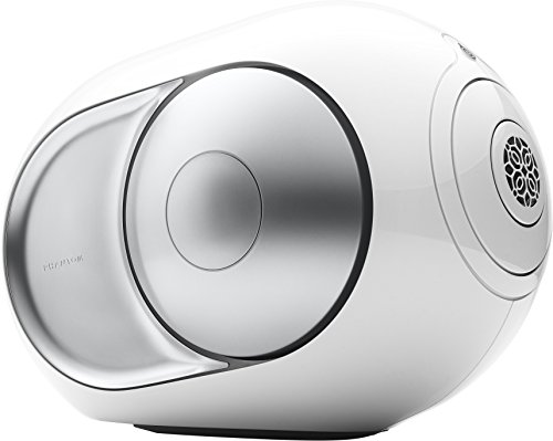 Review Of Devialet Phantom, 3000 Watts (Silver)
