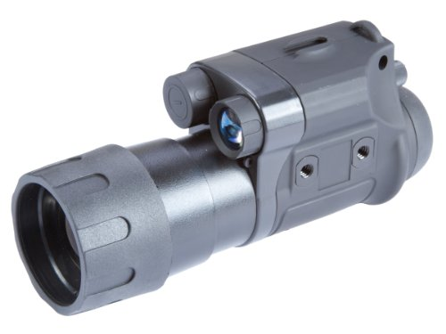 Armasight Prime DC 4x Magnification Digital Night Vision Monocular, Black