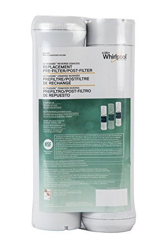 Whirlpool Ultraease Replacement Prefilter Postfilter