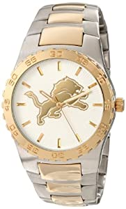 Game Time Mens NFL-EXE-DET Detroit Lions Watch by Game Time
