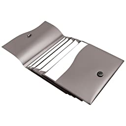 Avery Slide and View Expanding File, Gray, Five Pockets, Letter Size, 1 Folder (73518)