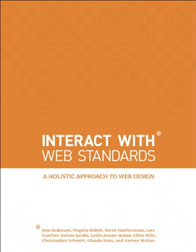 InterACT with Web Standards 0321703529 pdf