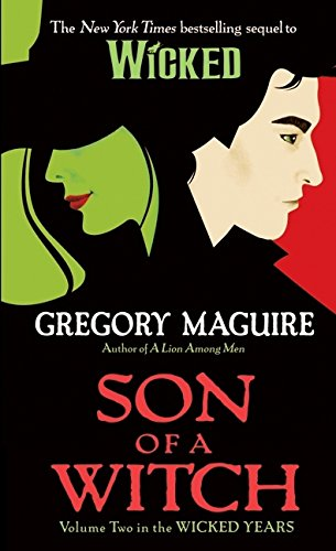 Son of a Witch (The Wicked Years, #2)