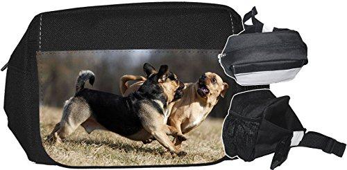 puggle mops beagle mix g rteltasche bauchtasche futterbeutel h fttasche tasche pug 03. Black Bedroom Furniture Sets. Home Design Ideas