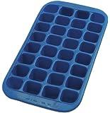 Lekue Gourmet Industrial Ice Cube Tray, Blue, Blue