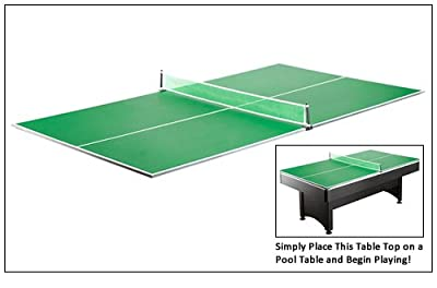 Quick Set Table Tennis Game Conversion Top By Carmelli