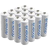 Sanyo Eneloop AA 16 Pack NiMH Pre-Charged Rechargeable Batteries