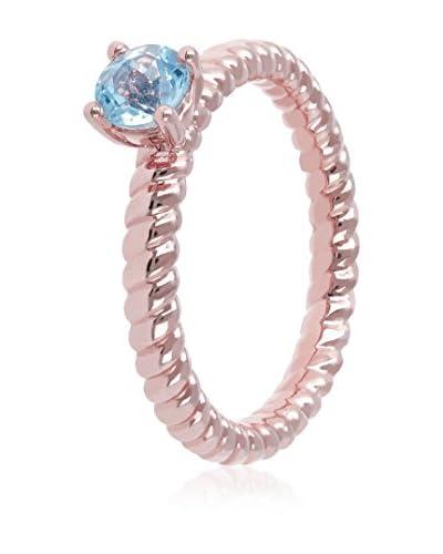 Belrose Ring rosévergoldet