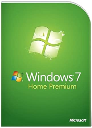 Windows Home Prem 7 English Upgrade DVD Retail Tech