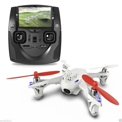 Hubsan X4 H107D FPV Quadcopter 5.8Ghz Transmitter Tx LCD Controller Camera Drone