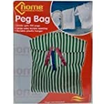 HOOKED PEG BAG IDEAL FOR STORING PEGS...