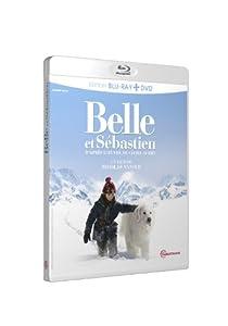 Belle et Sébastien [Blu-ray] [Combo Blu-ray + DVD]