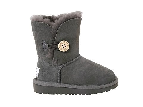 UGG Australia Bailey Button Girls Boots 2012