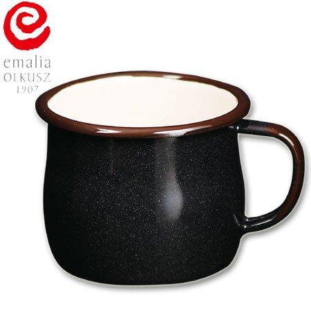 エマリア ベリードマグカップ ブルーブラック 0.35L