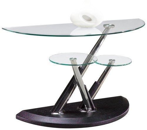 Cheap Magnussen Modesto Demilune Console Table (B0012G21JE)