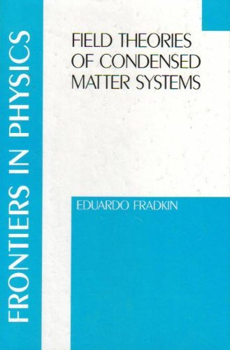 Field theories of condensed matter systems