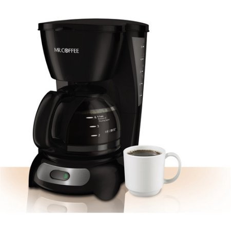 Mr. Coffee 5-Cup Coffeemaker With Removable Filter Basket (Mr Coffee Espresso Filter Basket compare prices)