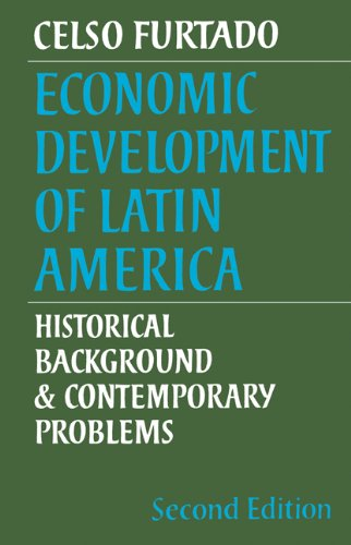 Economic Development of Latin America: Historical Background and Contemporary Problems