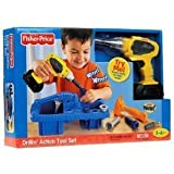 Fisher-Price Drillin Action Tool Set (age: Age: 2 Years And Up)
