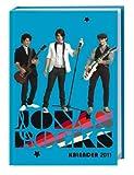Jonas Rocks Kalenderbuch 2011: 17-Monats-Kalendarium mit Schulferien, Stundenplänen, Notenübersicht - Jonas Brothers