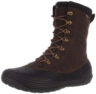 Teva Men's Bormio Insulated Boot,Brown,7.5 M US
