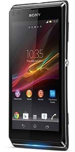 Sony C2105 Xperia L Smartphone, Fotocamera 8 Megapixel, Nero [Italia]