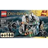 Game / Play LEGO The Lord Of The Rings Hobbit Attack On Weathertop (9472) Features Weathertop Fortress Toy / Child...