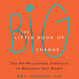 The Little Book of Big Change Audiobook