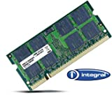 1GB DDR2 PC5300 667MHz 200 PIN INTEGRAL SODIMM LAPTOP MEMORY LIFETIME WARRANTY