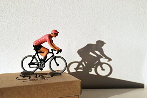 Fonderie Roger Hand Painted Cast Zinc Little Cyclist - Maillot Jaune  ...