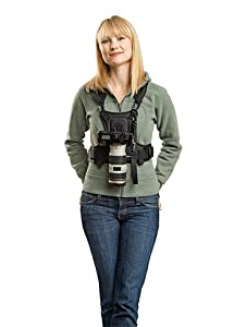 Cotton Carrier Vest system for 1 camera (635 RTL-S) - New Release!