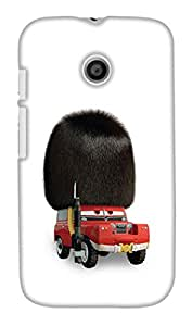 PrintHaat Designer Back Case Cover for Motorola Moto E 1st Gen XT1022