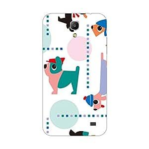 Garmor Designer Plastic Back Cover For Samsung Galaxy Mega 2 SM-G750