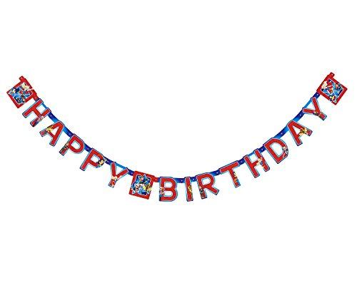 American-Greetings-DC-Super-Hero-Girls-Birthday-Party-Banner