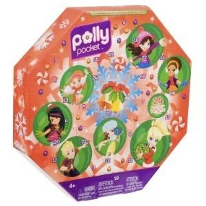 Polly Pocket Advent Calendar