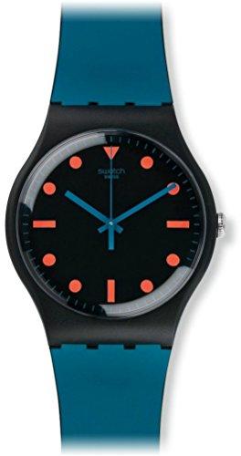 [スウォッチ]SWATCH 腕時計 NEW GENT(ニュージェント) NON SLIP SUOB121 メンズ 【正規輸入品】